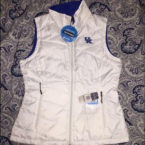 Reversible Women's Columbia UK Vest